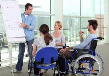 Декада инвалидов в ЦЗН