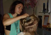 парикмахеры