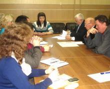 Защита бизнес-планов на комиссии